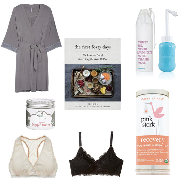 Everything You Need to Survive Postpartum