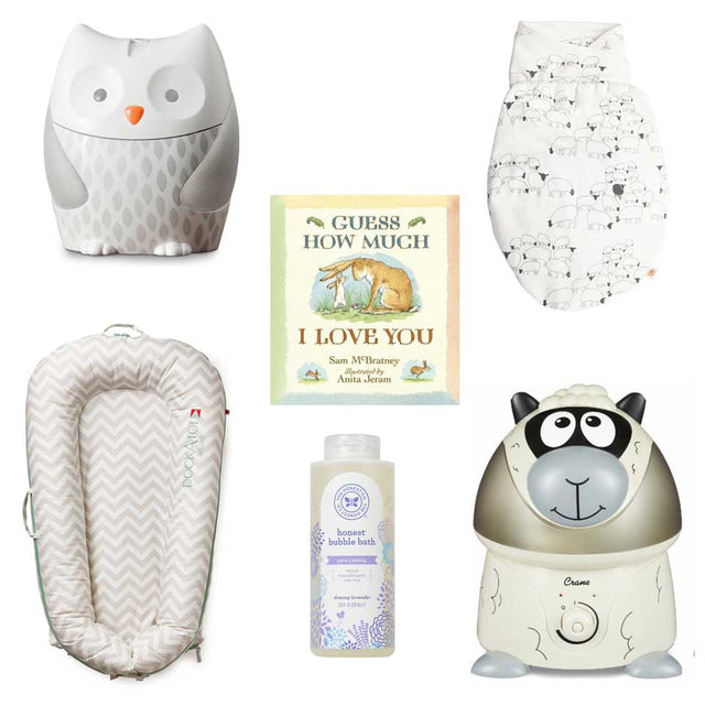 We've picked our favorite products to help baby sleep.