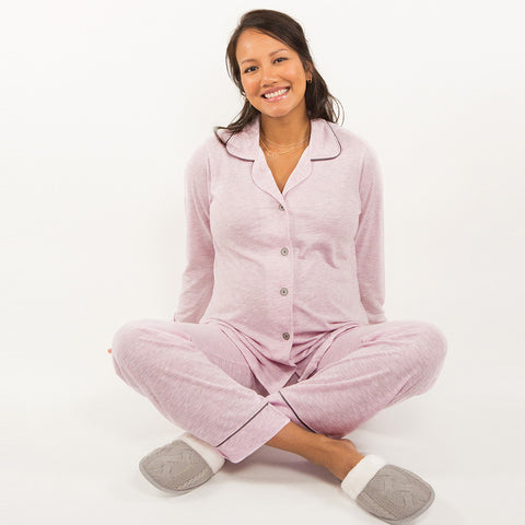 Lounge Chic Classic Pjs