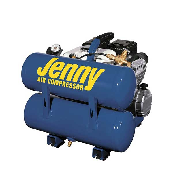 Jenny 4 HP 4 Gallon Hand Carry Compressor AM840
