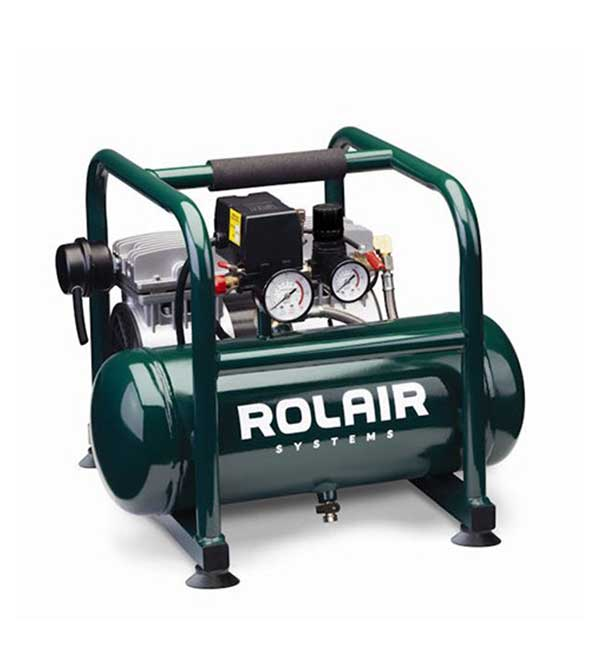 Rolair JC10 On Sale Best Quiet Air Compressor 1 HP