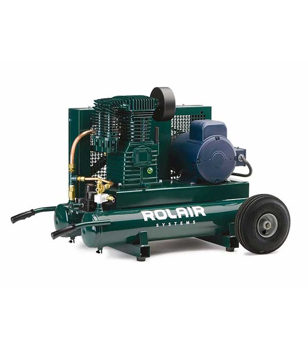 Rolair 5 HP 9 Gallon Electric Air Compressor 5230K30CS