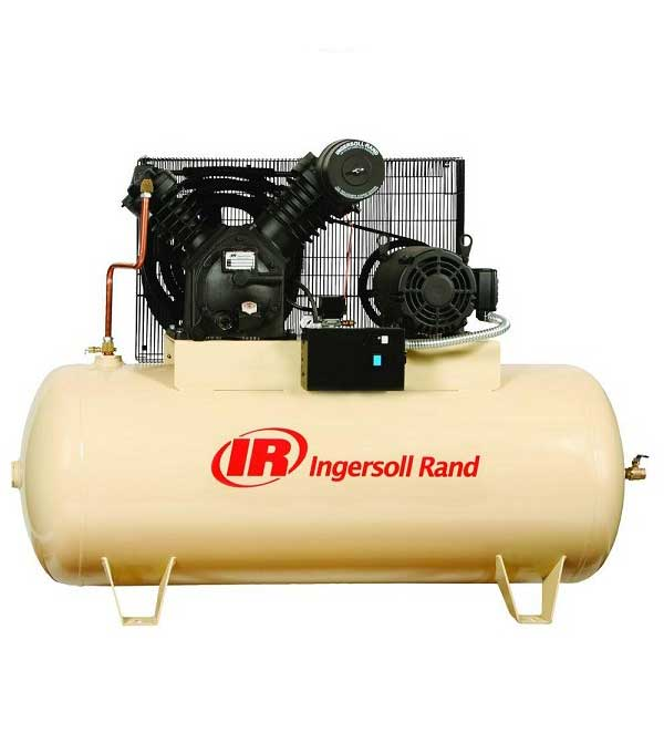 Ingersoll Rand 2545E10-V 120 Gallon 10 HP Two Stage Air Compressor