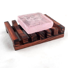 Load image into Gallery viewer, Handmade Cedar Wood Soap Dish Box