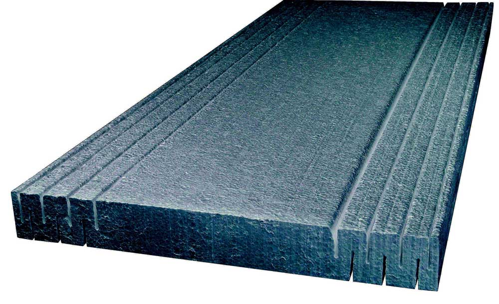 Expol R1.8 - 410 Black UnderFloor Insulation (Free Auckland Delivery) - Tried.Tested.Proven