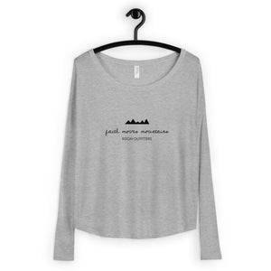 Ladies' Simple Words: Faith Tee (2 variations)