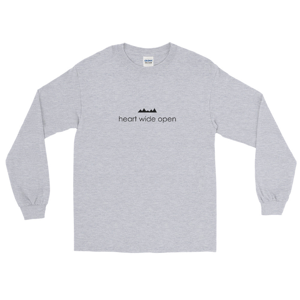 Simple Words: Heart Wide Open Long Sleeve