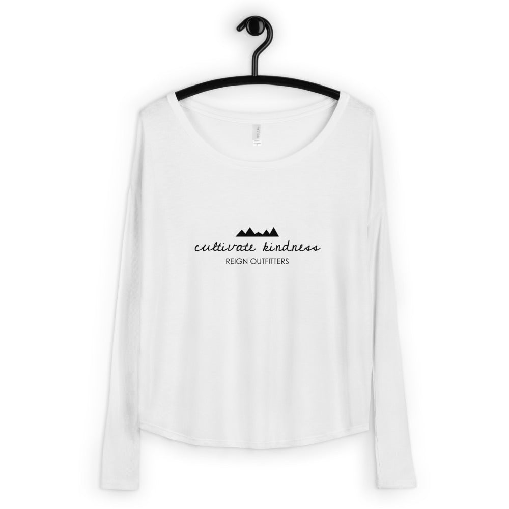 Ladies' Simple Words: Cultivate Kindness Tee (2 variations)