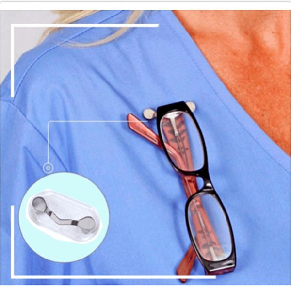 SUPERMI™Magnetic Clip On Eyeglass Holder