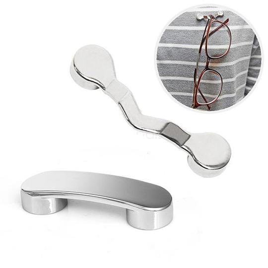 Magnetic Clip On Eyeglass Holder