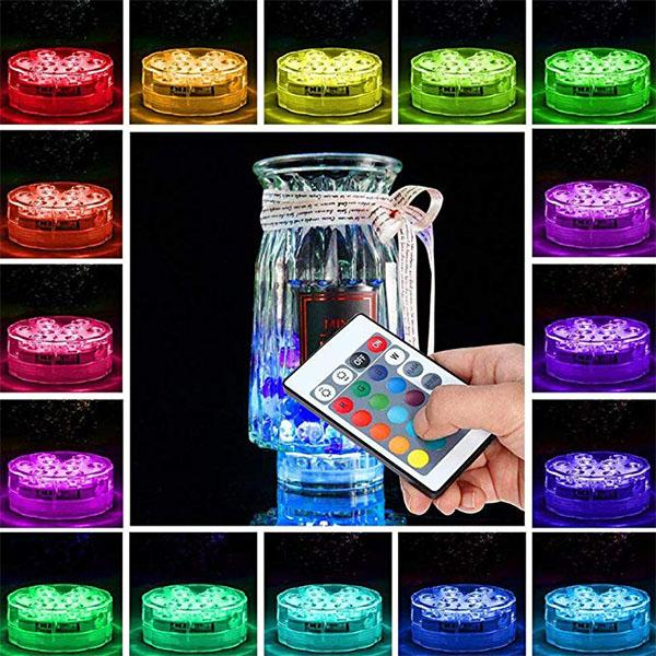 SUPERMI™LED Remote Control Colorful Diving Lights