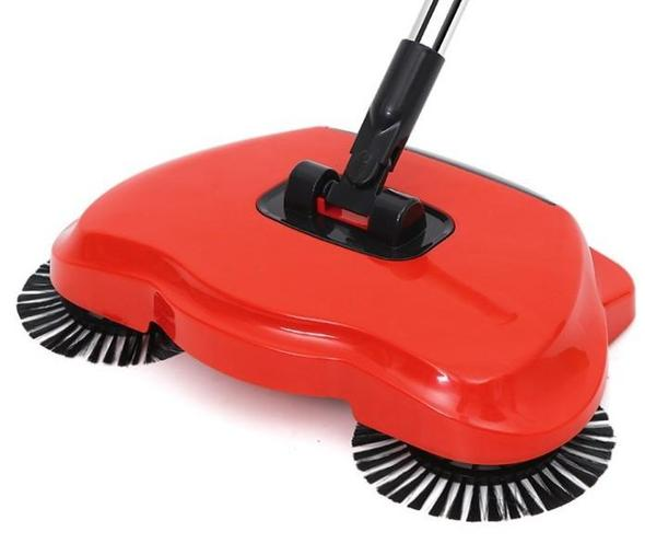 360° Broom Sweeper No Electricity or Batteries Needed(50%OFF)