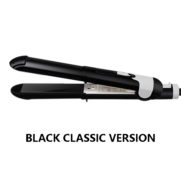 60% OFF Holiday Promotion-2 IN 1 Golden Hair Curler and Straightener
