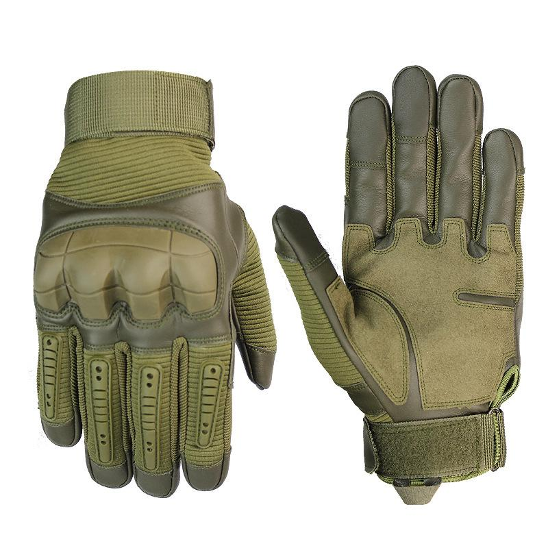 (Black Friday Sale-50% OFF)-Military Full Finger Tactical Gloves-BUY TWO, FREE SHIPPING
