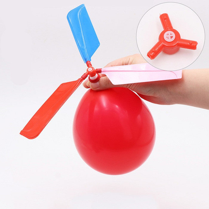 (50% OFF)2019 FUNNY BALLOON HELICOPTER