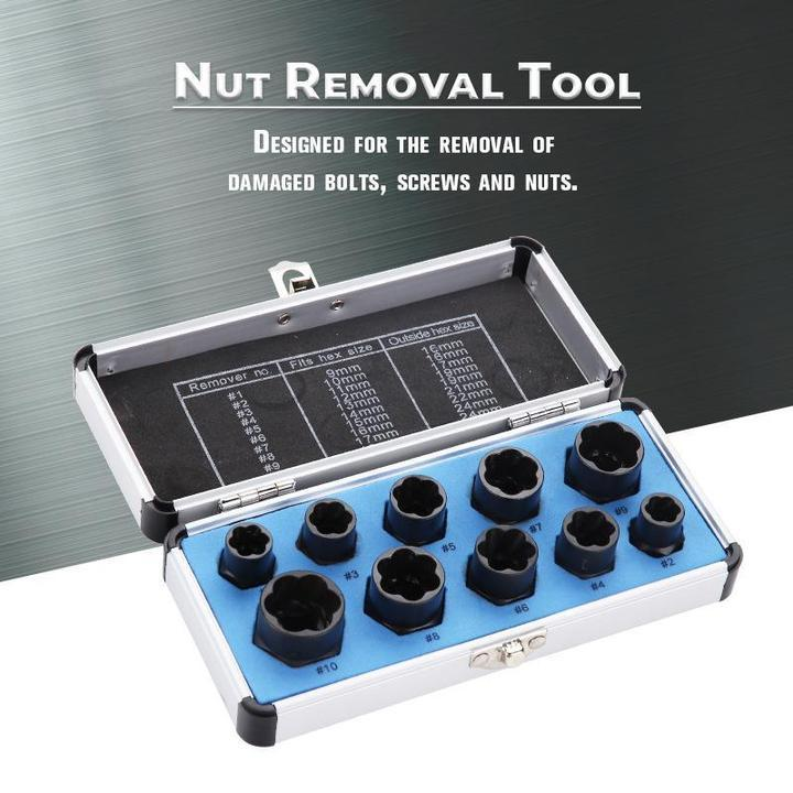 Nut Removal Tool【LIMIT TIME FREE SHIPPING】