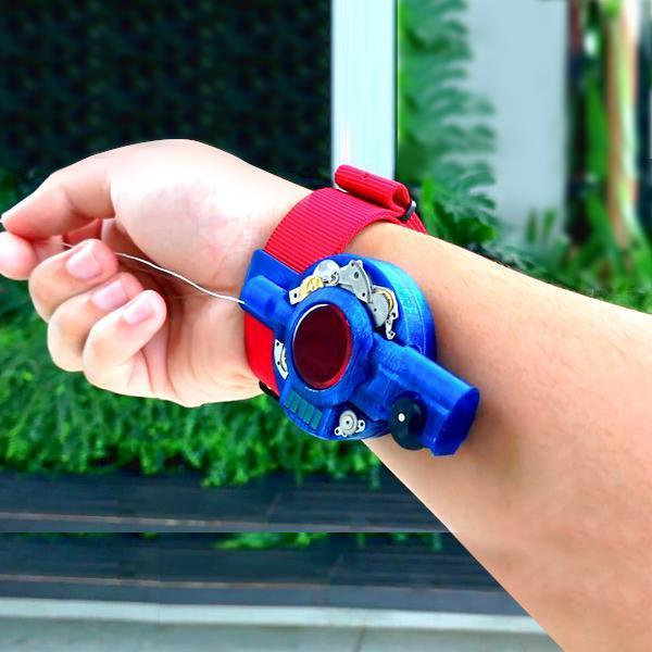 Spider silk ejector spinner-Buy two free shipping