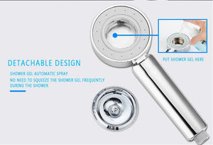 SUPERMI™2019 NEW DOUBLE-SIDED WATER SHOWER HEAD