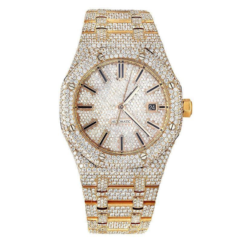 DIAMOND AP WATCH (GET A FREE BRACELET & FREE SHIPPING TODAY!)