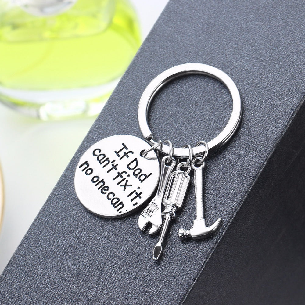 Father's Day Keychain