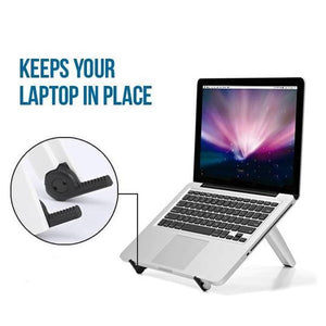 Portable Ergonomic Laptop Stand - Buy 2 Free Shipping