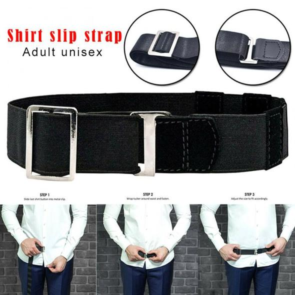 NEAR SHIRT-STAY BELT(50% OFF)