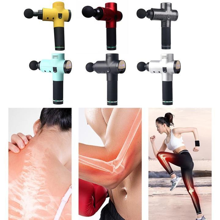 (Last Day 70% OFF) 4 In One - Deep Muscle Massager
