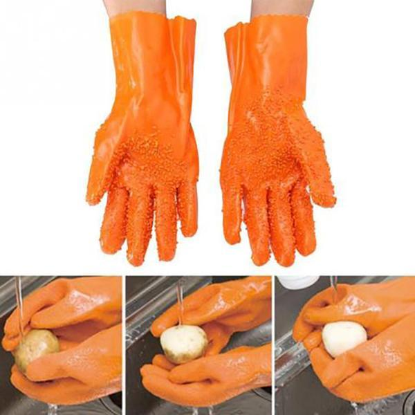 Peeling Potato Gloves