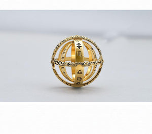 16th Century Germany Astronomical Ring