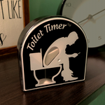 Toilet Timer (Two Or More For Free Shipping)