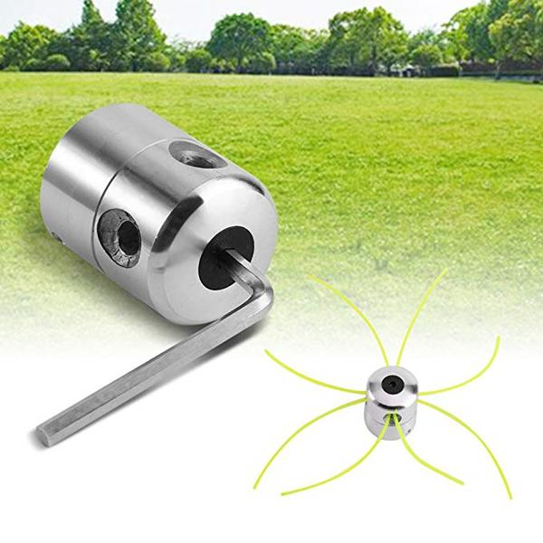 (50% OFF)Aluminum Grass Trimmer Head