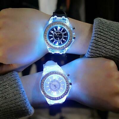SUPERMI™2019 Latest Fashion Led Flash Luminous Luxury Watch