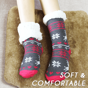 Extra-warm Fleece Indoor Socks(Buy 3 Pairs Free Shipping)
