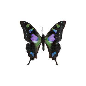 Fiesta Earrings - Purple Wings