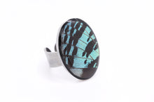 Load image into Gallery viewer, Statement Ring - Green Sunset