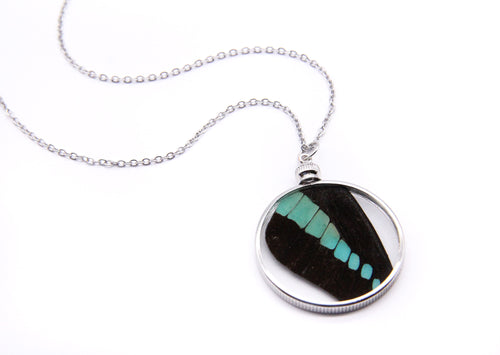 Double Sided Turquoise Pendant