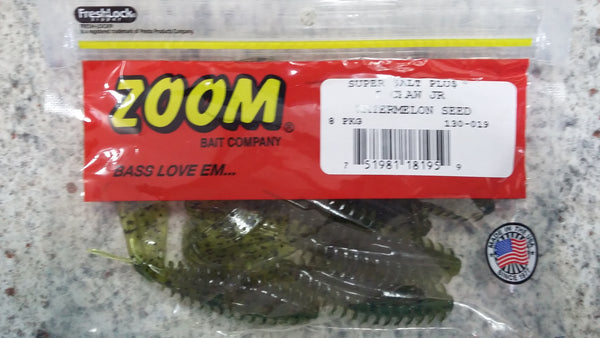 Zoom Z-Craw Jr Watermelon Seed