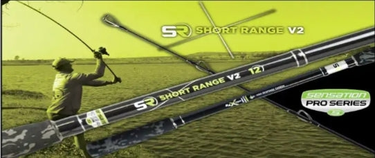 ROD SEN Short Range V2 9' 2PC