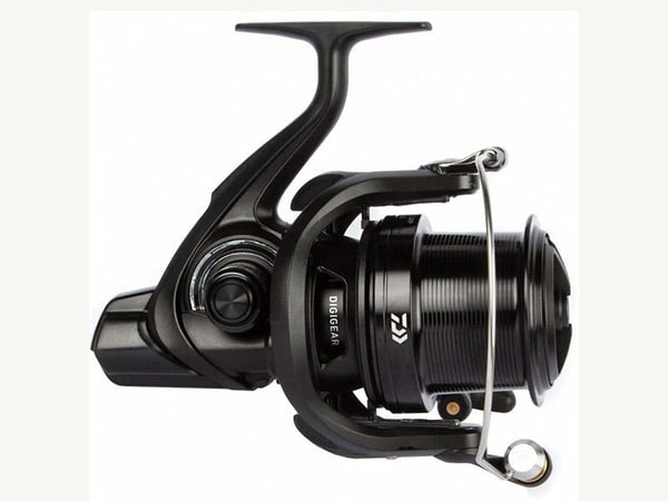Daiwa Crosscast Carp 5000 with extra Spool