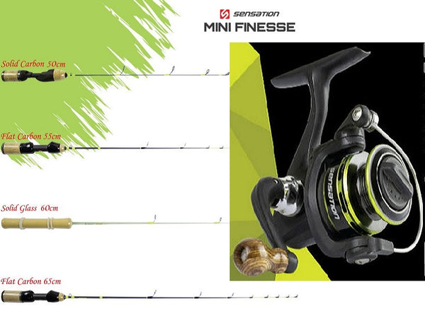 Sensation Mini Finesse Rod