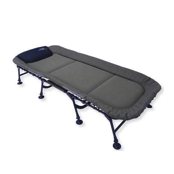 Pro Logic Cruzade 8 Leg Flat Bed Chair