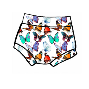 Butterfly Bummies or Shorts