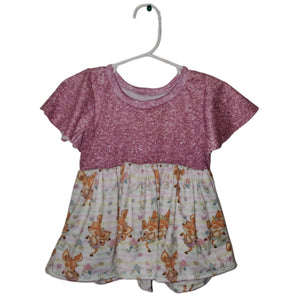 Ready to Ship GWM Peplum Size 12m-3t