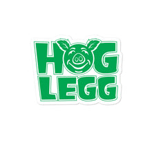 Load image into Gallery viewer, Hog Legg Bubble-free stickers
