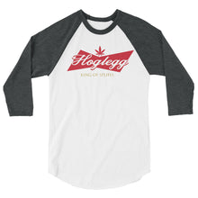 Load image into Gallery viewer, King of Spliffs 3/4 sleeve raglan shirt
