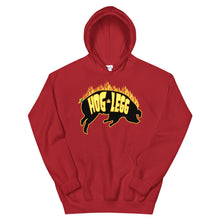 Load image into Gallery viewer, Fire It Up Hog Legg Hooded Sweatshirt