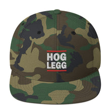 Load image into Gallery viewer, Hog Legg OG Snapback Hat