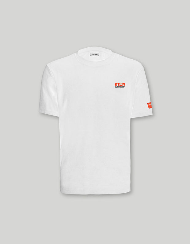 ATWA HIGHWAY WHITE SHIRT