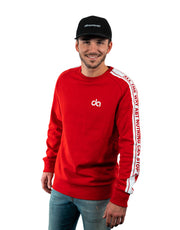 Team #AllTheWayABT Sweater Rot - Daniel Abt Shop