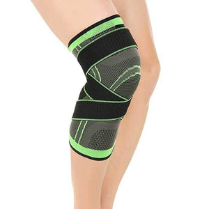 Knee Sleeve, Compression Fit Support For Joint Pain and Arthritis Relief, Improved Circulation Compression - Wear Anywhere